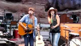 Brandi Carlile Gregory Alan Isakov That Moon Song 07.14.2012