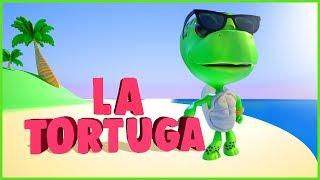 La Tortuga | Canciones infantiles para bailar | Vídeos infantiles musicales  | Canciones dela granja