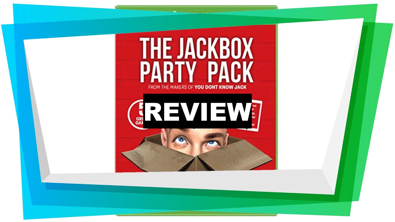 Review The Jackbox Games Party Pack Volume 1 (Xbox One ...