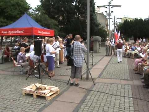 Pieśń Konspiracyjnego Wojska Polskiego - Śpiewnik Polski - Szczecin 2014