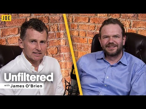 Nigel Owens interview on sexuality, suicide and self-acceptance | Unfiltered with James O'Brien