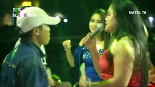 New Blacksiss. Tak Sanggup. Dewi Risna* show Kresek *