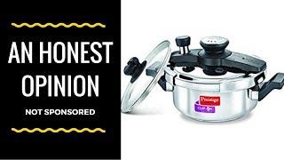 Prestige Clip-On Cooker Review in Hindi | Prestige Cooker | Urban Rasoi