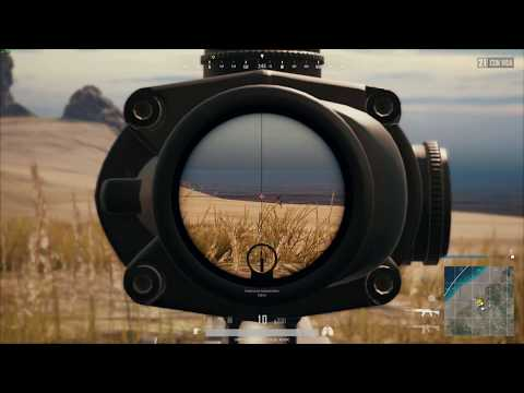 CLEAN HS WITH SKS - PUBG