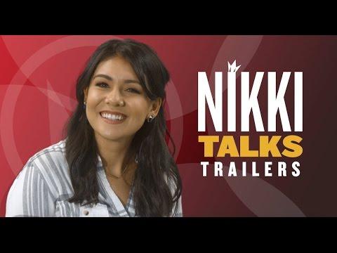 FIST FIGHT - Nikki Limo Talks Trailers! - Regal Cinemas [HD]