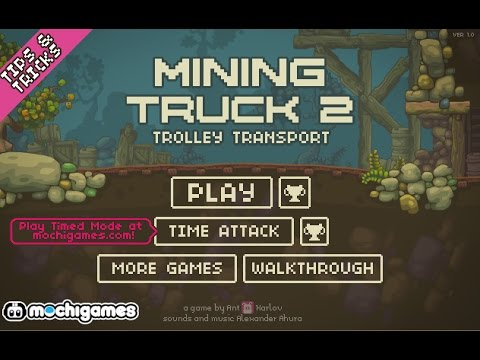 Mining Truck 2 Trolley Transport Walkthrough Games