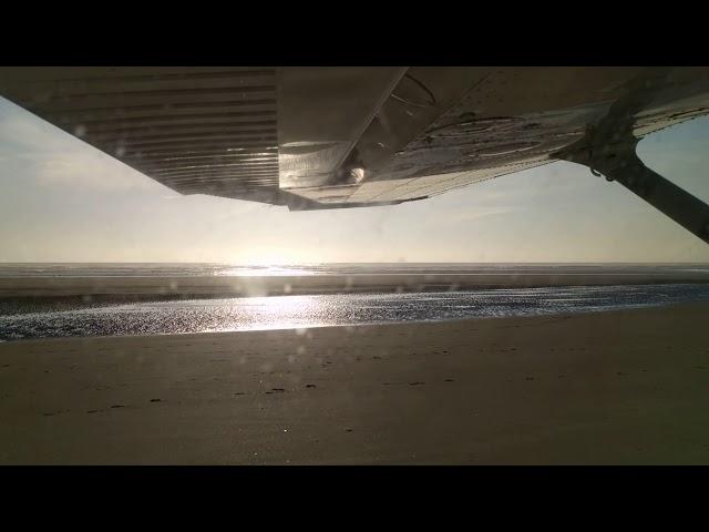 Copalis Beach landing!