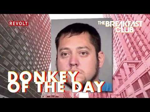 Paul Anthony Menchaca| Donkey Of The Day