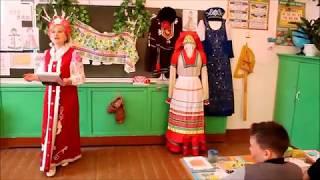 Урок ИЗО в 4 классе. Менщикова Наталья Александровна