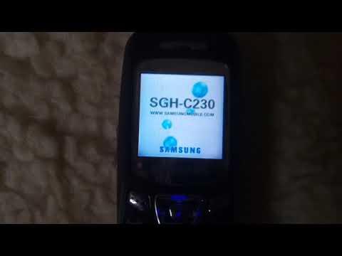 Samsung SGH-C230 on/off Clasical