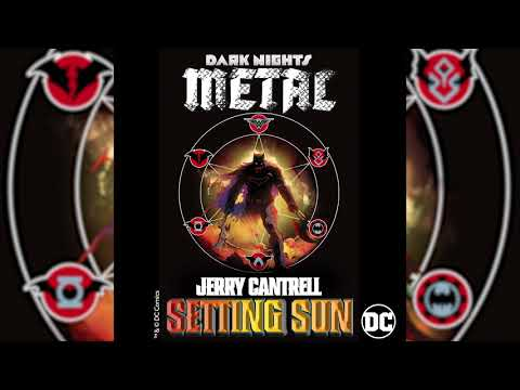 Jerry Cantrell - Setting Sun  (from DC's Dark Nights: Metal Soundtrack) [Official HD Audio]
