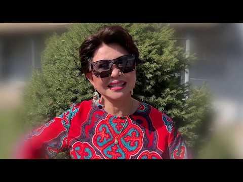 Роза Рымбаева выступит в Бишкеке 18 апреля