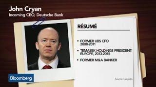 Can CEO John Cryan Bring Culture Change to Deutsche Bank?