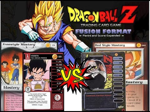 Fusion Championship FINALS Dragon Ball Z Trading Card Gen Co
