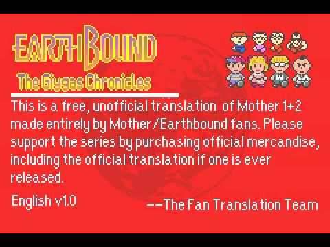 Mother 1+2 Fan Translation | GBAtemp net - The Independent Video