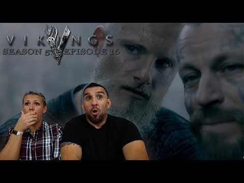 Download Vikings Season 5 Episode 17 'The Most Terrible Thing' REACTION!!