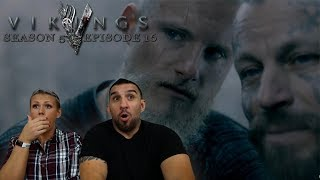 Vikings Season 5 Episode 17 'The Most Terrible Thing' REACTION!!