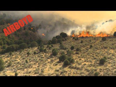 Blackhawk Aerial Firefighting