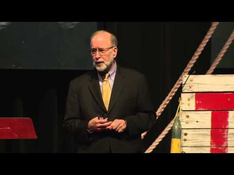 Helping Long-term Unemployed Workers | Carl Van Horn, Ph.D. | TEDxCapeMay