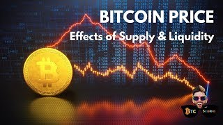 Bitcoin Price Volatility - Exploring Supply, Liquidity and Issuance