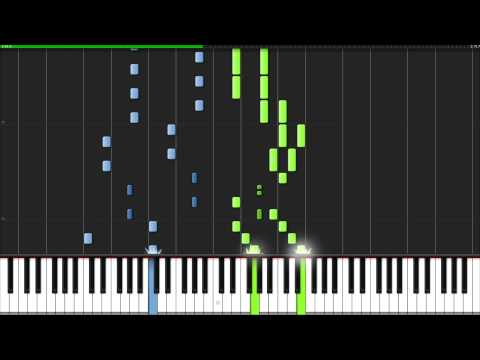 Tetris Theme - Korobeiniki [Piano Tutorial] (Synthesia)