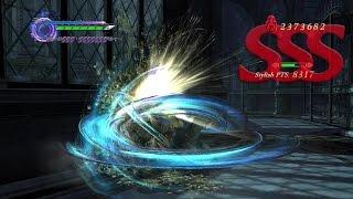 DMC4SE - Dante Must Die - Mission 4 - Vergil - Perfect S Rank (SSS)