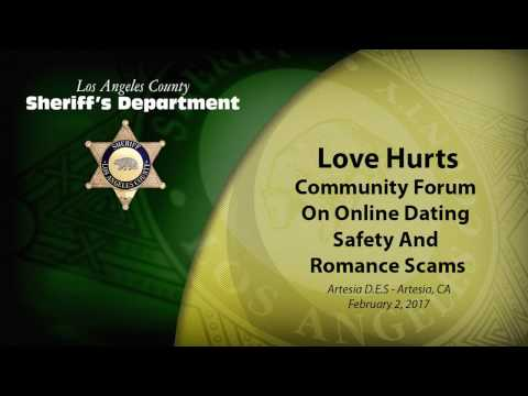 Love Hurts:  A Forum and Discussion on Online Dating Safety