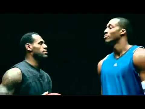 Funny Commercial with LeBron James and Dwight Howard