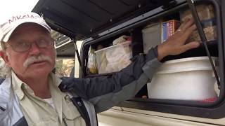 How to RV / Overland Africa in a 2001 Land Rover Defender TD5