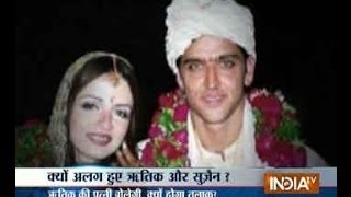 Watch the reason behind Hrithik-Suzanne divorce