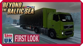 Download Beyond The Baltic Sea Dlc Lithuania Ets2 1 33 Euro Truck