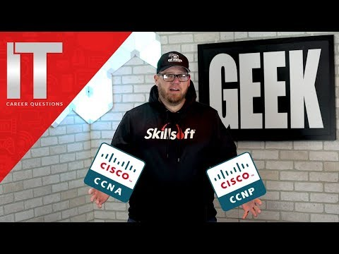 What's the Difference Between Cisco's CCNA and the CCNP