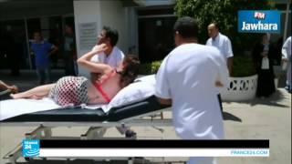 """تونس - وزيرة السياحة التونسية سلمى اللومي: """"32 قتيل وأكثر من 80 جرحى"""""""