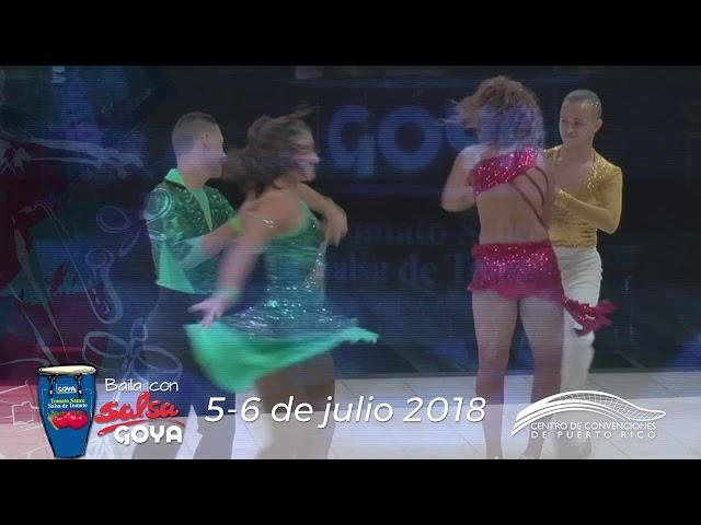 Baila con Salsa Goya 2018