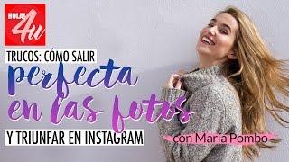 Trucos para salir perfecta en tus fotos ¡y triunfa en Instagram!   'Lookbook' con María Pombo