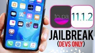 iOS 11 Jailbreak Released For Developers! WARNING