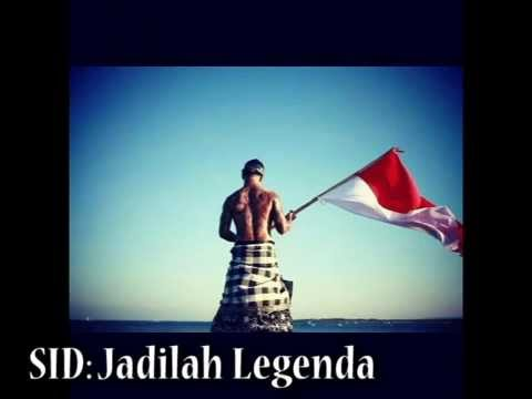 SID Jadilah Legenda Lyrics