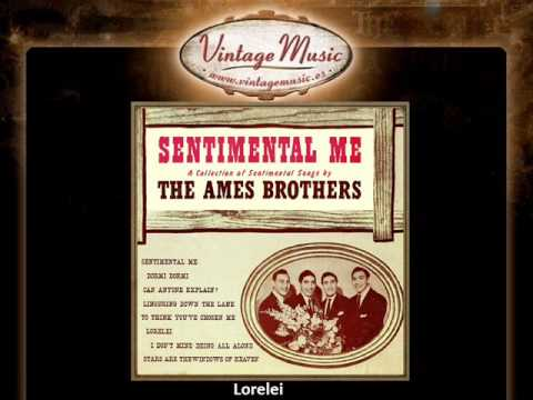 The Ames Brothers -- Lorelei (VintageMusic.es)