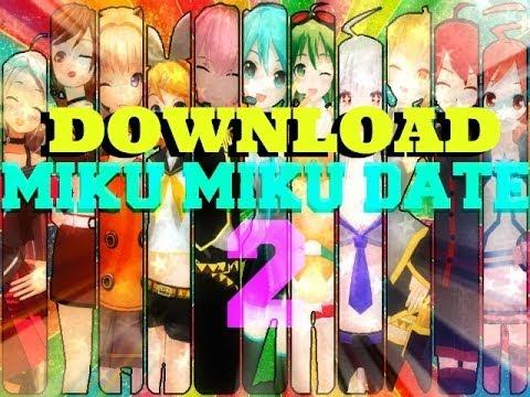 Vocaloid dating sim download
