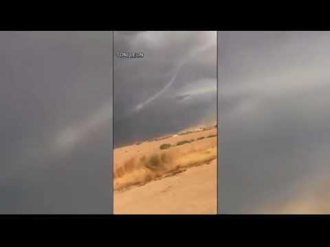 Tucson Tornado 7/14/2017