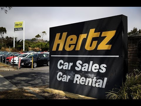 Hertz says it expects stockholders to lose all their money in filing for
