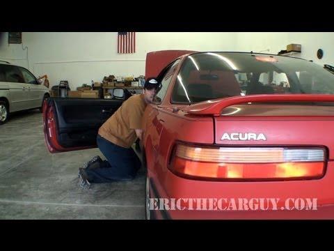 Solving Brake Light Switch Problems, 93 Acura Integra
