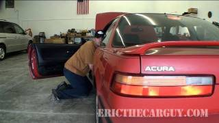 Solving Brake Light Switch Problems, 93 Acura Integra - EricTheCarGuy