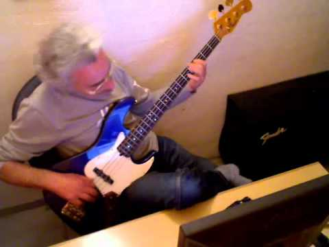 Santana Carlos - Primavera (Bass Cover) mp3