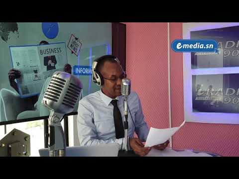 iRadio : Midi Keing Bol Keing  / Quand Mamoudou Ibra KANE  renoue avec la présentation