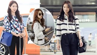 Video Park shin hye showed off her chic and hot spring airport fashion download MP3, 3GP, MP4, WEBM, AVI, FLV Mei 2018