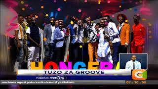 Kipindi cha Gospel Sunday chatwaa tuzo ya Groove Awards