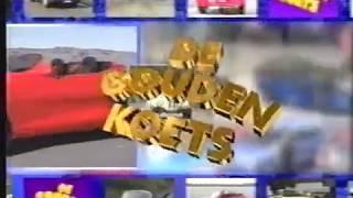Gouden koets intro 1996