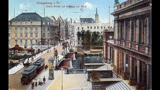 Кенигсберг.А был ли потоп в 19 веке? Беляны против потопа.