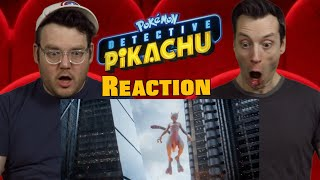 Detective Pikachu - Official Trailer 2 Reaction/Review/Rating